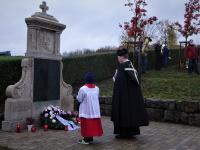 003 Segnung restauriertes Kriegerdenkmal