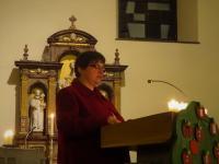 004 musikalische Andacht am 6.12. mit Gemeindereferentin Fr. Stein