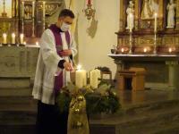 001 29.11. Adventskranz-Segnung