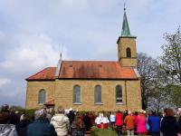 004 Gottesdienst an der Kerlachkapelle