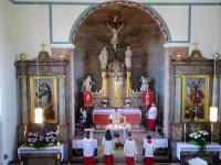 001 Gottesdienst in Birnfeld (M.E.)