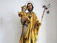 0001 Schutzherr der Heiligen Kirche (Josefsfigur Ballingshausen)