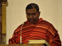 A 003B Predigt Pfarrvikar Stephen Kulandai
